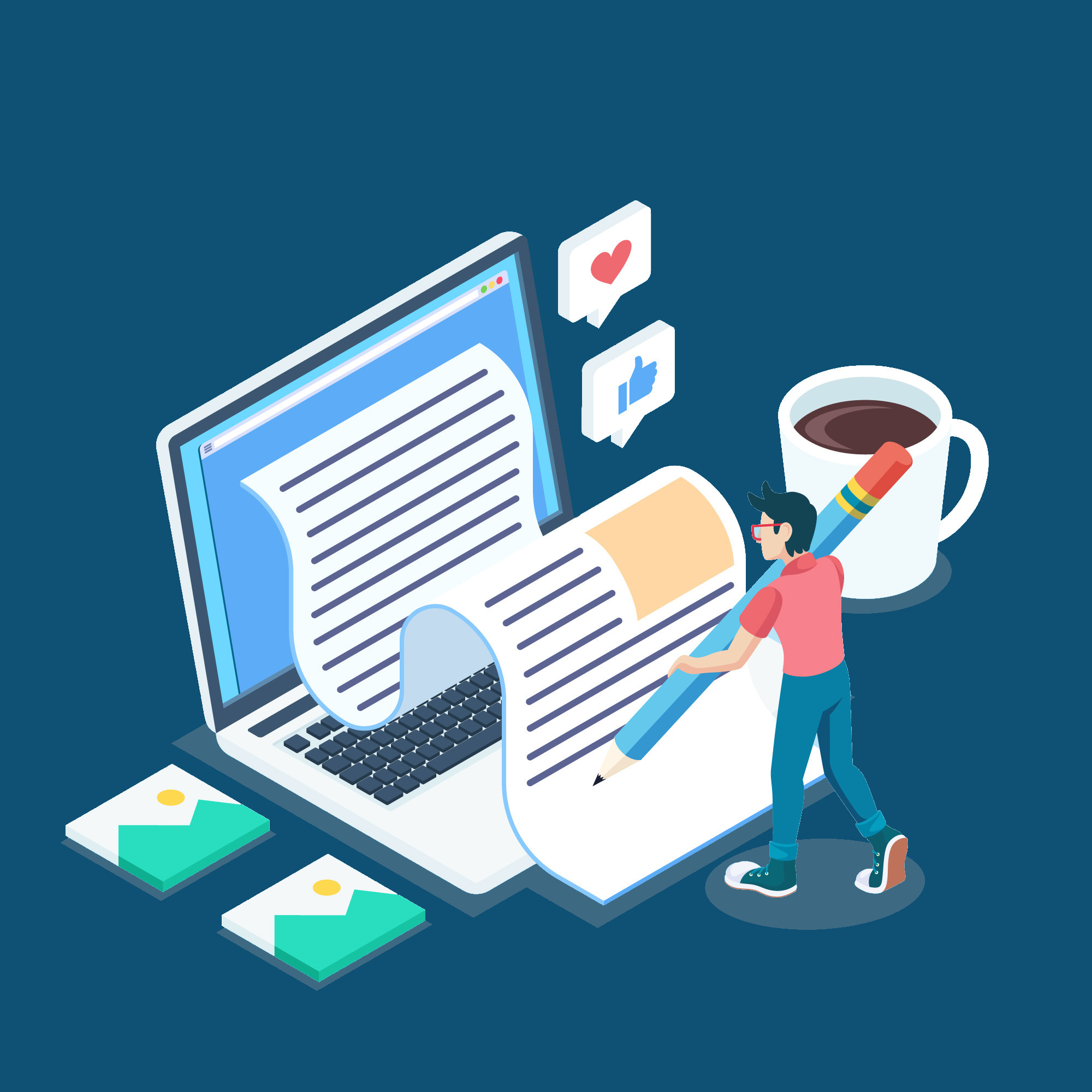 produzir conteúdo para blog