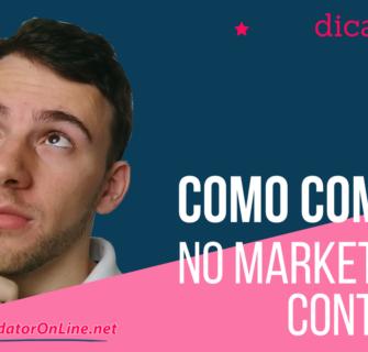 como começar no marketing de conteúdo